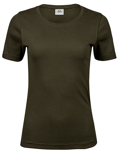 Womens Interlock Tee