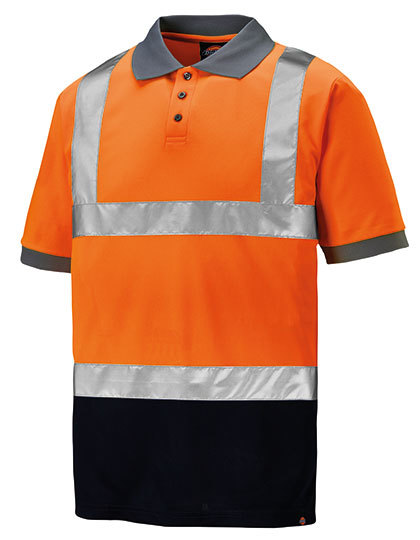 High Visible T/T Polo & Tape